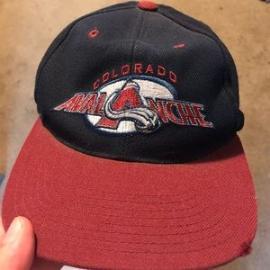 Other - Vintage Colorado avalanche hat